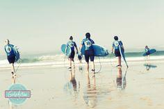 Surf and yoga boardsport trip mimizan france Girlzactive Pura Vida #girlzactive #surfholliday