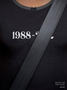 Wear your seat belt. 25 Incredibly Creative Ambient Ads