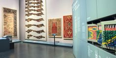The new carpet galleries at the Museum of Islamic Art in Berlin contextualise the collections while keeping its woven masterpieces centre stage. Carpet Installation, Prayer Rug, New Carpet, The Conjuring, Islamic Art, Persian Rug, Historical Photos, Galleries, Berlin