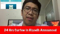 #BREAKINGNEWS : 24 Hrs Curfew in Riyadh, Tabuk, Dammam, Dharan, Hofuf, J... Riyadh, Jeddah, Saudi Arabia, The Neighbourhood, The Neighborhood
