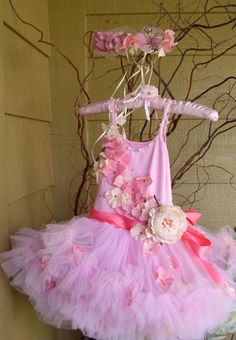 Enchanting Ballerina Dress