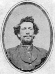 William T. Anderson (1839 – October 26, 1864), better known as Bloody Bill, was one of the deadliest and most brutal pro-Confederate guerrilla leaders in the American Civil War. Anderson led a band that targeted Union loyalists and Federal soldiers in Missouri and Kansas.