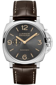 Panerai: Luminor Due 3 Day Automatic Acciaio -   Model: PAM00739