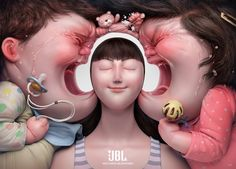 Advertising Agency: Cheil Worldwide - Hong Kong Production Company: Illusion, Bangkok