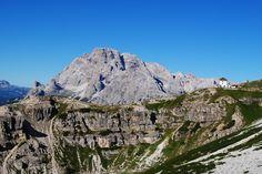 Rifugio Auronzo, Dolomiti
