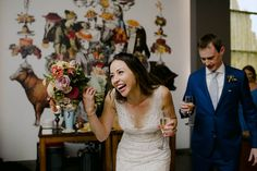 An Intimate Mildred's Temple Kitchen Wedding - Shauna Heron // Toronto Wedding Photography Throw A Party, Toronto Wedding, Rehearsal Dinners, Corporate Events, Wedding Ceremony, White Dress, Wedding Photography, Bride, Heron