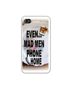 iPhone 4/4s or 5 Case/Cover Even MAD MEN Phone by LovesParisStudio, $30.00