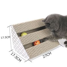 Scratch-Board-Pad-Scratcher-Sensitivity-Training-Exercise-Claws-Care-Cat-Toys