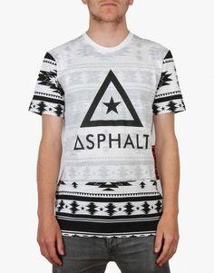 Asphalt Yacht Club Tribez S/S Reverse Print T-Shirt - that should be mine!
