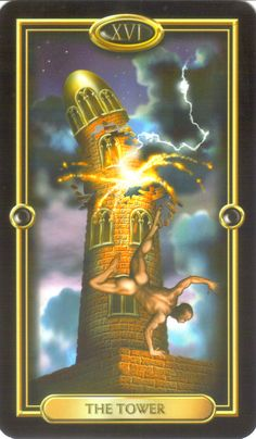 'The Tower' tarot card becomes quite important in the story. Weirdly, as I was writing the book, I found this card lying on the ground one day. Major Arcana Cards, Tarot Major Arcana, The Tower Tarot Card, True Tarot, Divine Tarot, Contexto Social, The Sun Tarot, Fortune Telling Cards, Tarot Card Meanings