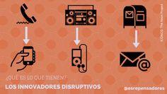 Los innovadores radicales o disruptivos: ¿qué los caracteriza?