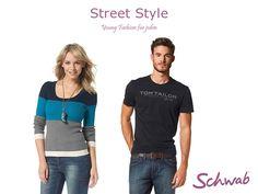 Mit dem Street Style kommt jeder in den Genuss von Young Fashion. #StreetStyle