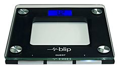 Blipcare WiFi Scale Track Weight BMI and Balance Score Audible Reminders 10 users * Click image to review more details.