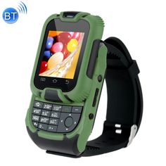 [USD26.89] [EUR24.92] [GBP19.27] KEN XIN DA W10 Smart Watch Phone