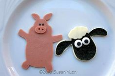 How to Make Shaun the Sheep & the Naughty Pig #101