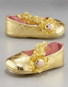 Juicy Couture Baby Girls Shoes