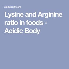 9 Best lysine foods images in 2015 | Healthy eating, Lysine foods