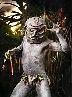 Asaro Mudman  by Suchet Suwanmongkol