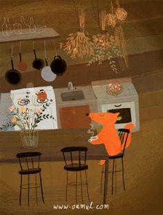 feribo | 卤猫 kitchen inspiration