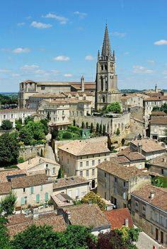 St. Emilion, Gironde, France