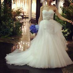 03-8799 KENNETH POOL ケネスプール Wedding Dresses, Fashion, Bride Dresses, Moda, Bridal Gowns, Fashion Styles, Wedding Dressses, Bridal Dresses