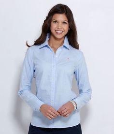 Oxford Style Button Down Shirt