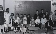 First Sunday School, April 20, 1969
