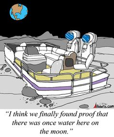 Water on the Moon? - iboats.com