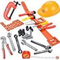 Get off now on Joyin Toy Complete Tool Belt Toy Set- Great Toys Gift pieces)