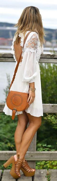 Ma Petite By Ana White Lace Dress