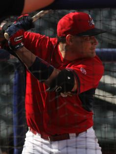 Pictures: Yadier Molina rehabs in Springfield-photos by Mike Scott-21