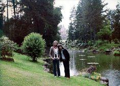 George Harrison at Friar Park