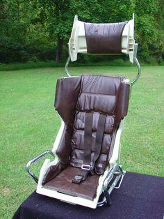Cosco Explorer Booster Back Vintage Car Seats