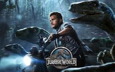 Drowned World: Jurassic World (2015) - Review