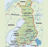 Finland is a place I hope to visit someday.