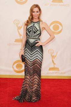 Emmy (Fashion) Winners | Leslie Mann