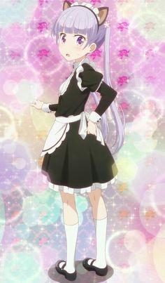 I post adorable anime girls. Lolis Anime, Anime Maid, Moe Anime, Cute Characters, Anime Characters, Slice Of Life Anime, Anime Life, Brave Witches, Kawaii