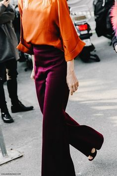 Street style colors