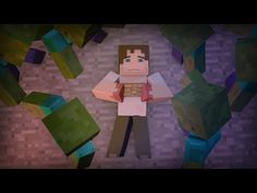 """♪ """"Running Out of Time"""" A Minecraft Song Parody of """"Say Something"""" ♪"""