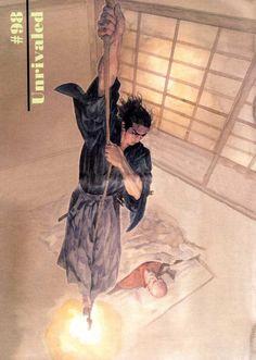 vagabond - musashi - manga