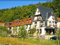 Zella-Mehlis in Thüringen - Hotel Waldmühle | jetzt bei http://www.verwoehnwochenende.de/angebote/volltext/waldm%FChle/seite_1.html eine #Kurzreise buchen