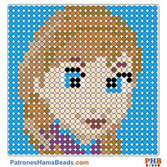 Anna-Frozen plantillas hama beads web 90cd9