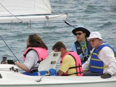 Thousands of Chicagoans with disabilities have discovered skills they never knew they had through an innovative sailing program. Mobility Aids, Disability, Sailor, Public, Action, Group Action, Nautical