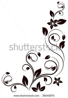 Find filigree vine stock images in HD and millions of other royalty-free stock photos, illustrations and vectors in the Shutterstock collection. Thousands of new, high-quality pictures added every day. Living Room Wall Designs, Flower Images, Finger Tattoos, Embroidery Techniques, Beauty Art, Filigree, Vines, Stencils, Royalty Free Stock Photos