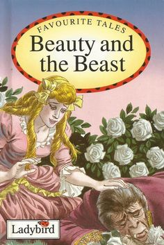 Ladybird Favourite Tales - Beauty and the Beast - Hardcover - S/Hand