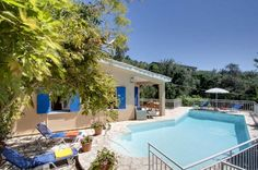 Villa Elena, Nissaki, Corfu, Greece. Find more at www.villaplus.com