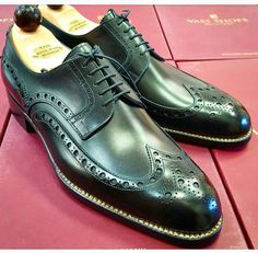Ascot Shoes — Big Bold Brogues are definitely back in Business....