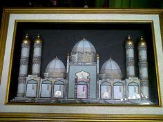 Mahar uang bentuk Masjid 3 Dimensi Minat Pm. SMS/CALL/WA: 085764323306 PIn BB: 3164FF2