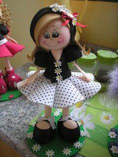 fun foam doll (photo)