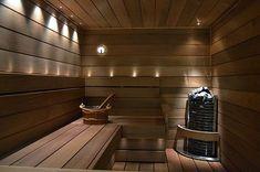 Pilarikiukaan valinta - kiuas on saunan sydän - Sun Sauna Oy Bathroom Design Small, Bathroom Interior Design, Modern Bathroom, Sauna Lights, Portable Sauna, Sauna Heater, Sauna Design, Design Design, Design Ideas